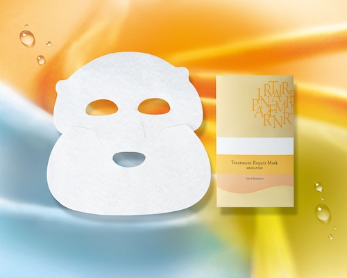 Yakult Beautiens Treatment Repair Mask Face Packs