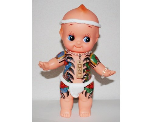Yakuza Tattoo Kewpie Doll