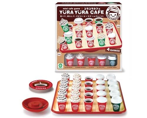 Yura Yura Cafe Game