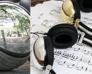 Zumreed Dreams Mirror Headphones